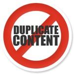 Quando i contenuti duplicati non sono dannosi